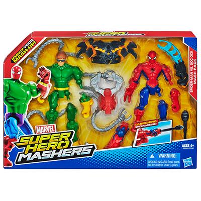 figurine spiderman interchangeable