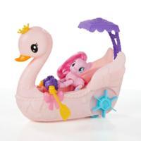 My Little Pony Fedezd Fel Equestiát Pinkie Pie Hattyúhajója
