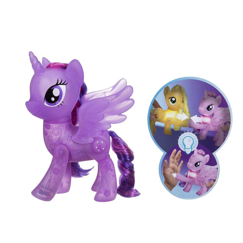 MY LITTLE PONY A FILM FÉNYLŐ BARÁTOK TWILIGHT SPARKLE FIGURA