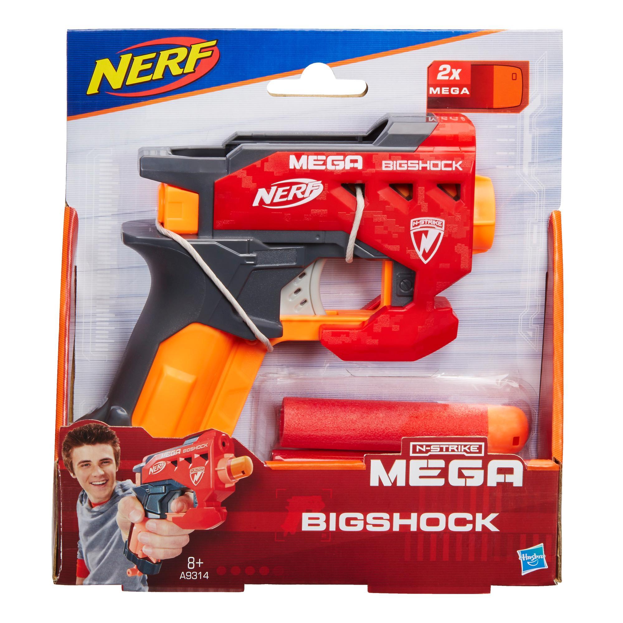 NERF Mega BigShock Kilövő
