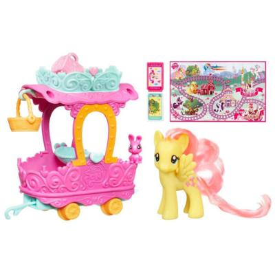 MY LITTLE PONY TRAIN CAR VEHICLE ASST