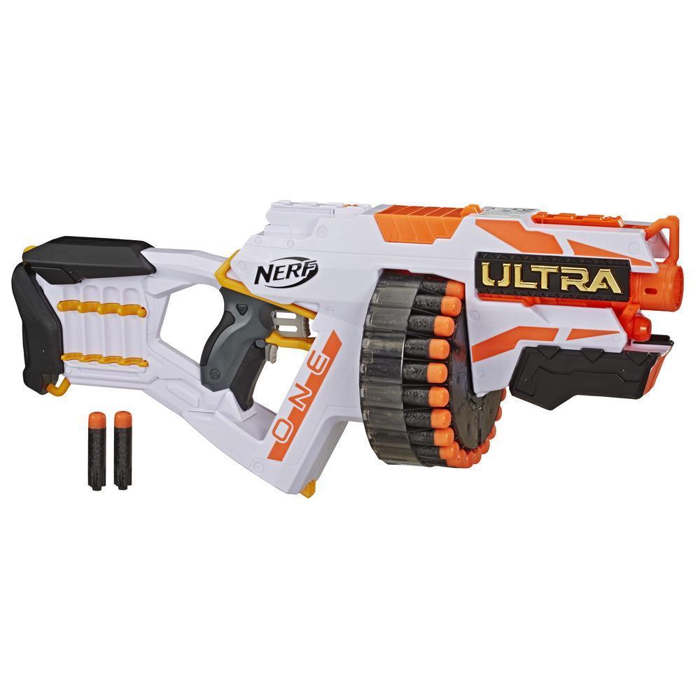 Nerf Ultra One motoros kilövő, 25 Nerf Ultra lövedék – Csak a Nerf Ultra lövedékekkel kompatibilis