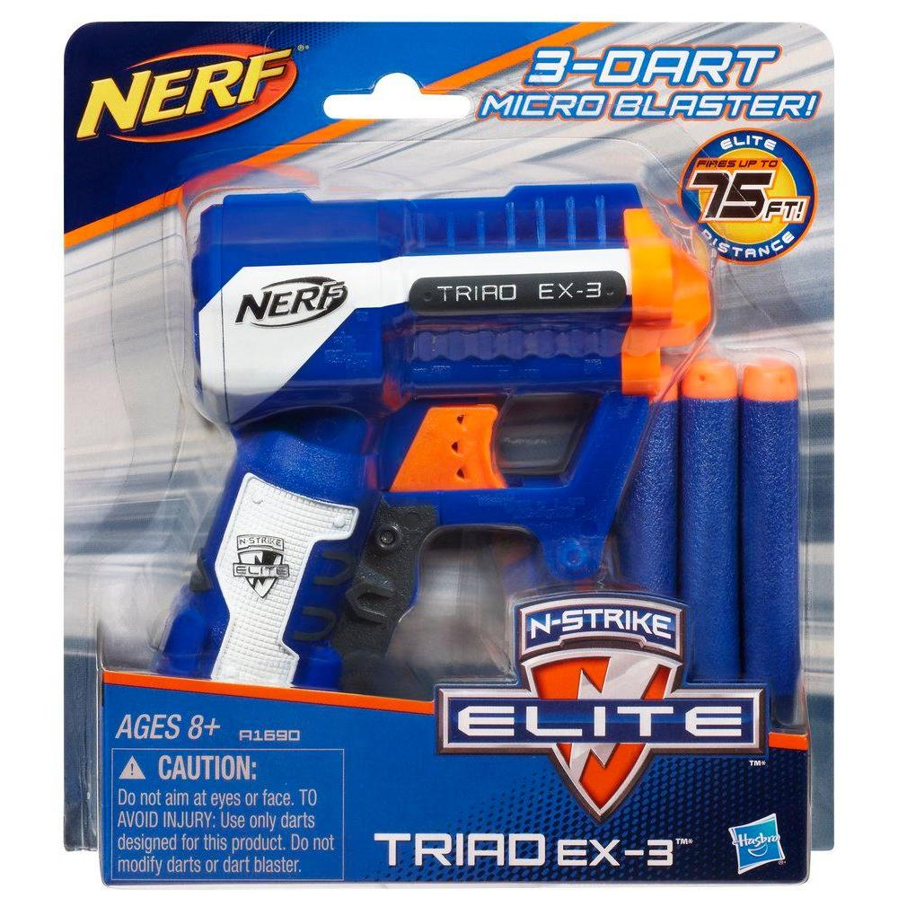 NERF ELITE TRIAD EX-4