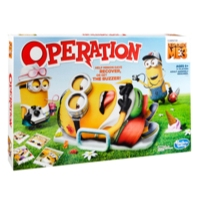 Operation Game Despicable Me 3 Edition