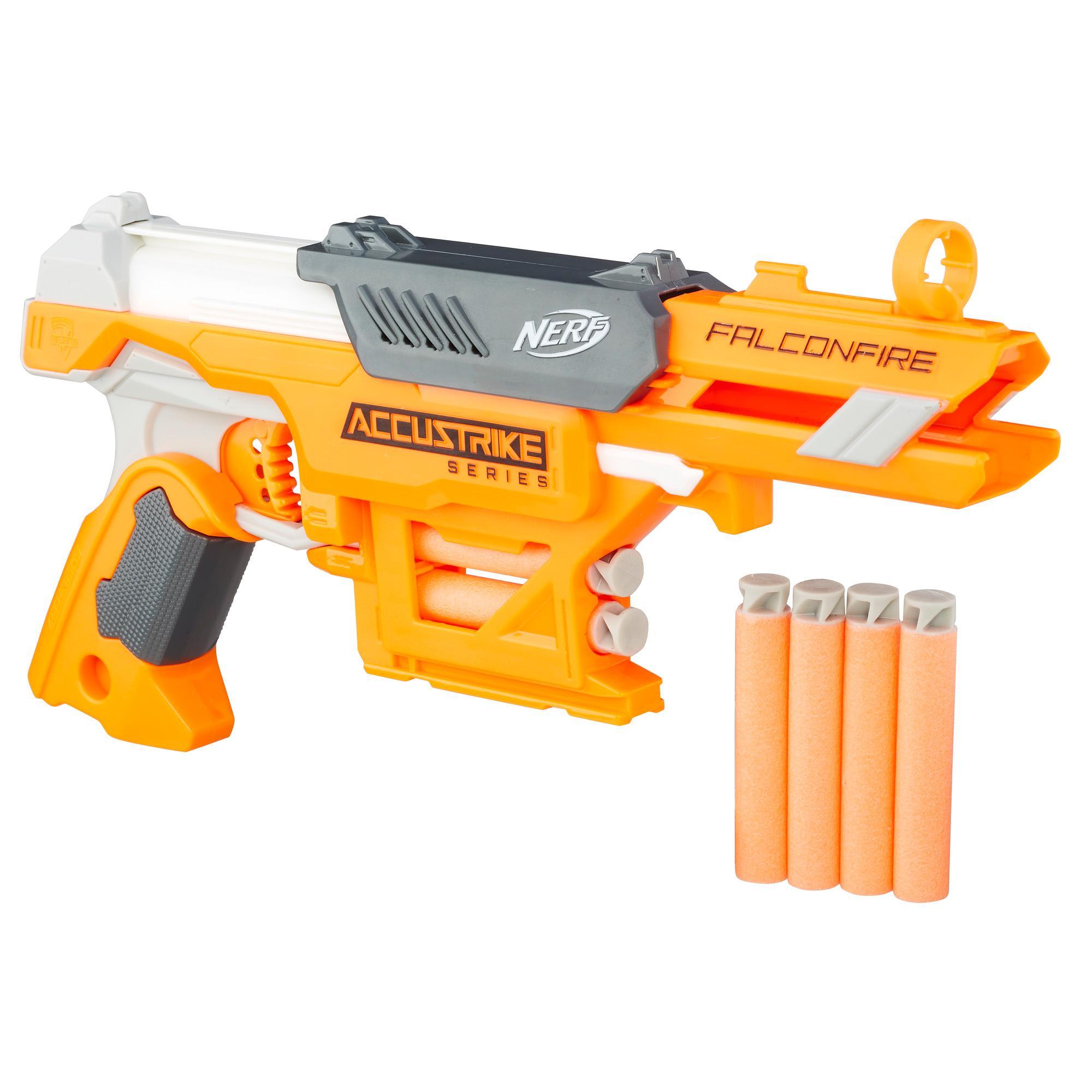 Nerf Accustrike Falconfire Kilövő