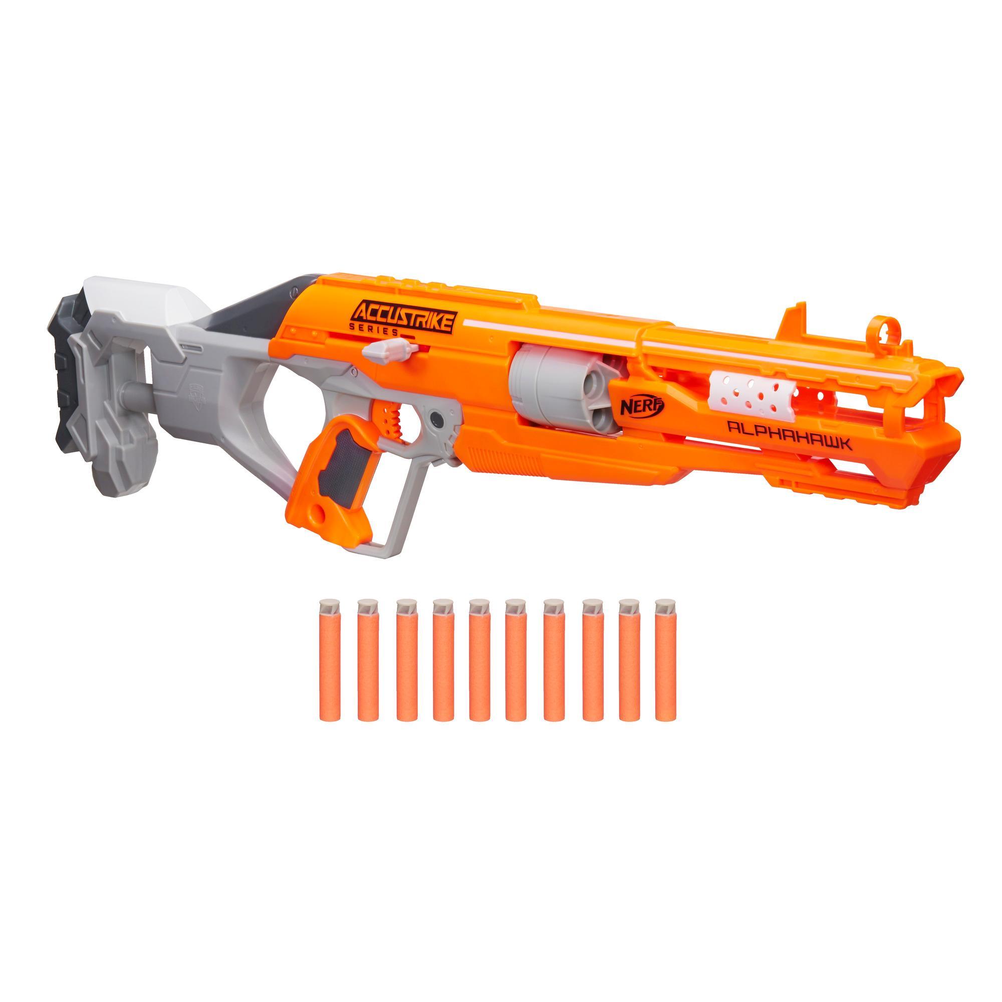 Nerf Accustrike Alphahawk Kilövő