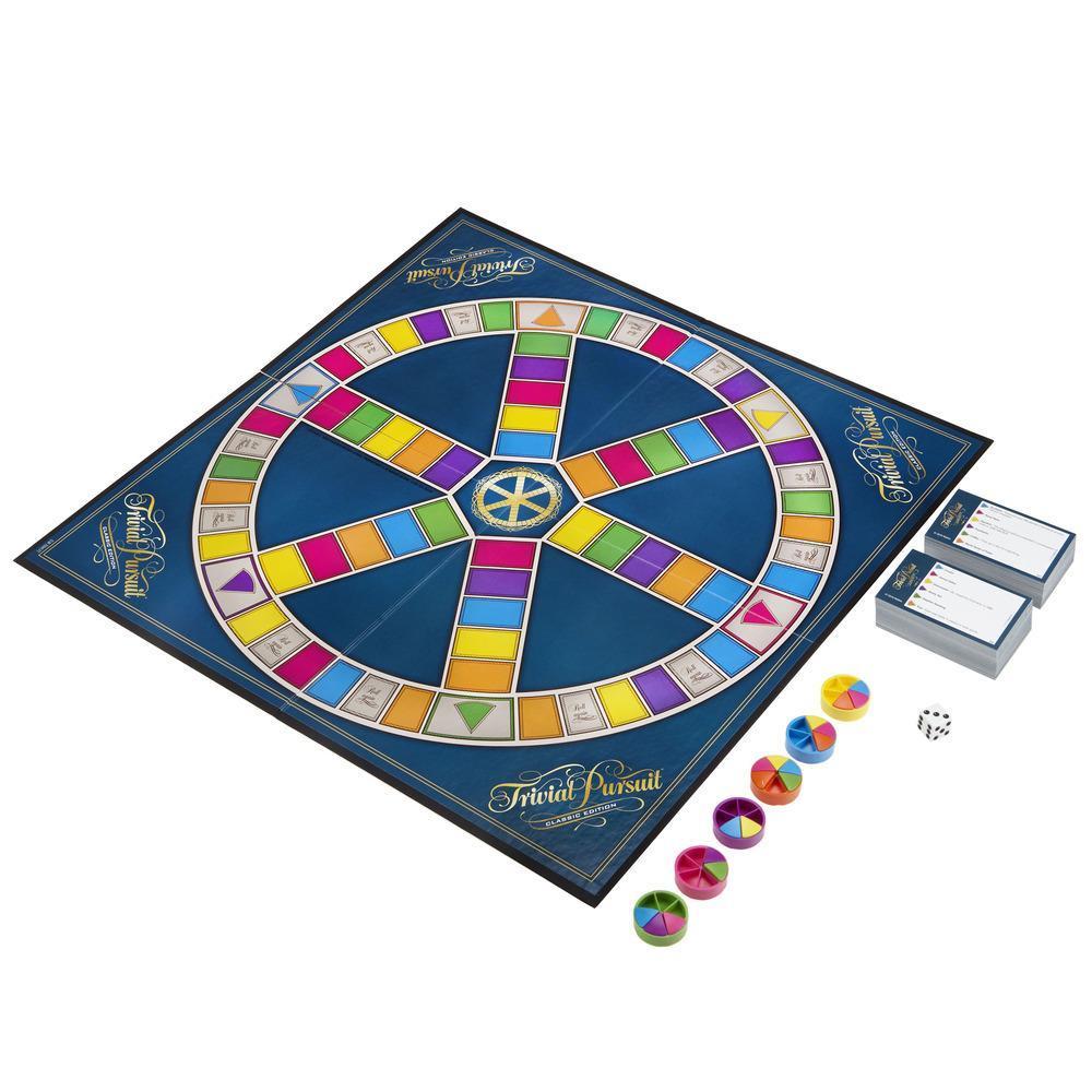 Trivial Pursuit Game: Classic Edition