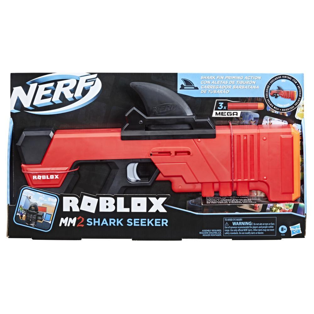 Nerf Roblox MM2: Shark Seeker kilövő