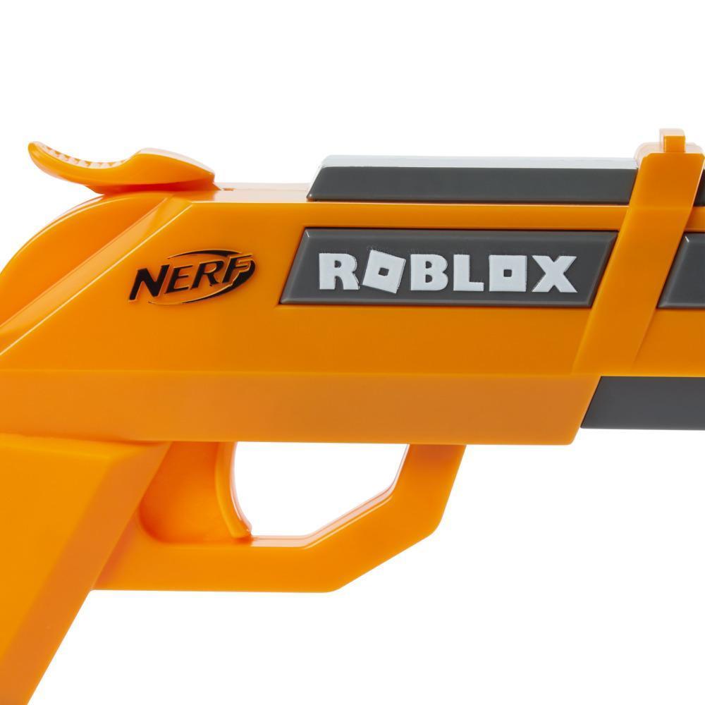 Dupla csomagos Nerf Roblox Jailbreak: Armory kilövő