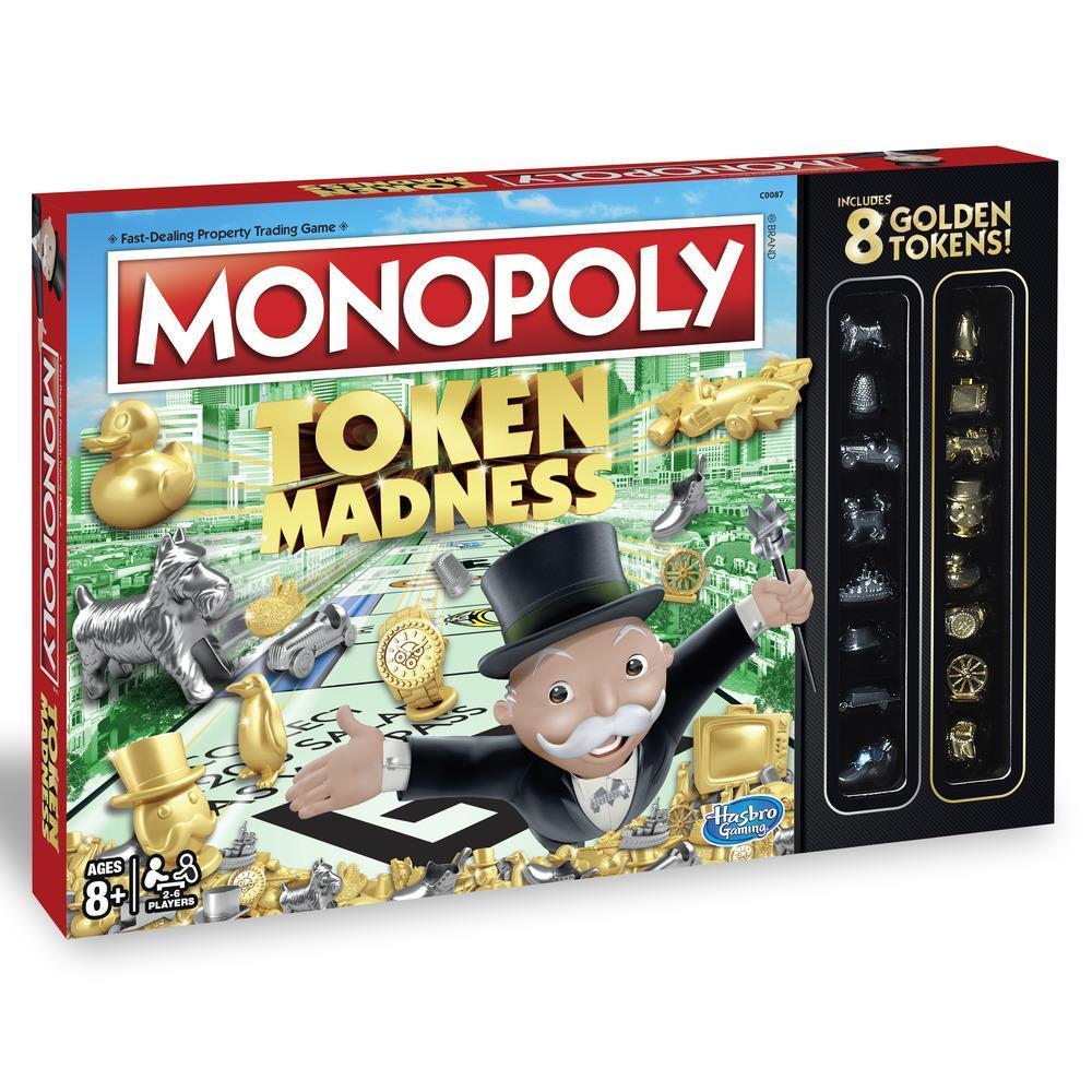 Monopoly Bábu Őrület