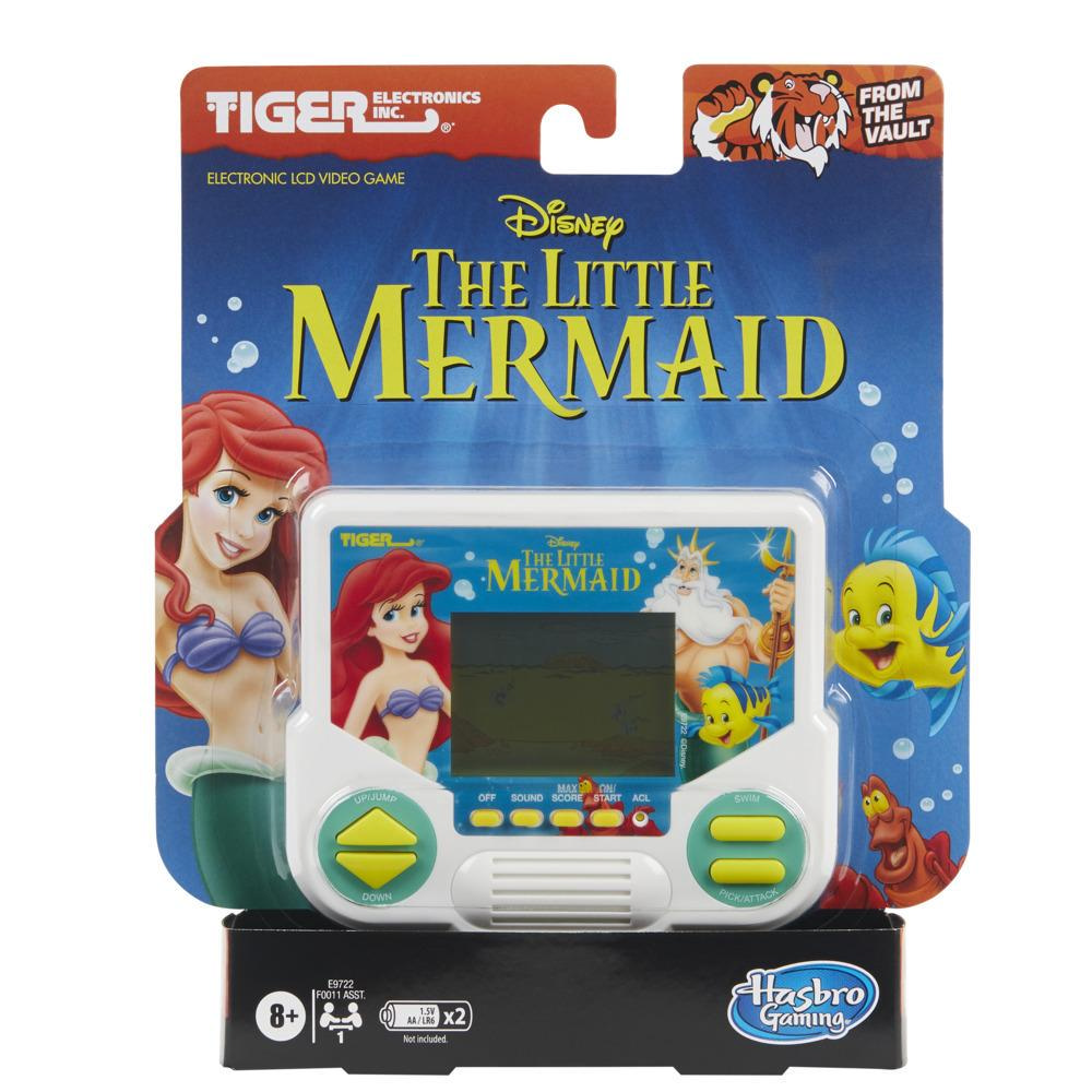 Tiger Electronics Disney's The Little Mermaid Electronic LCD Video Game