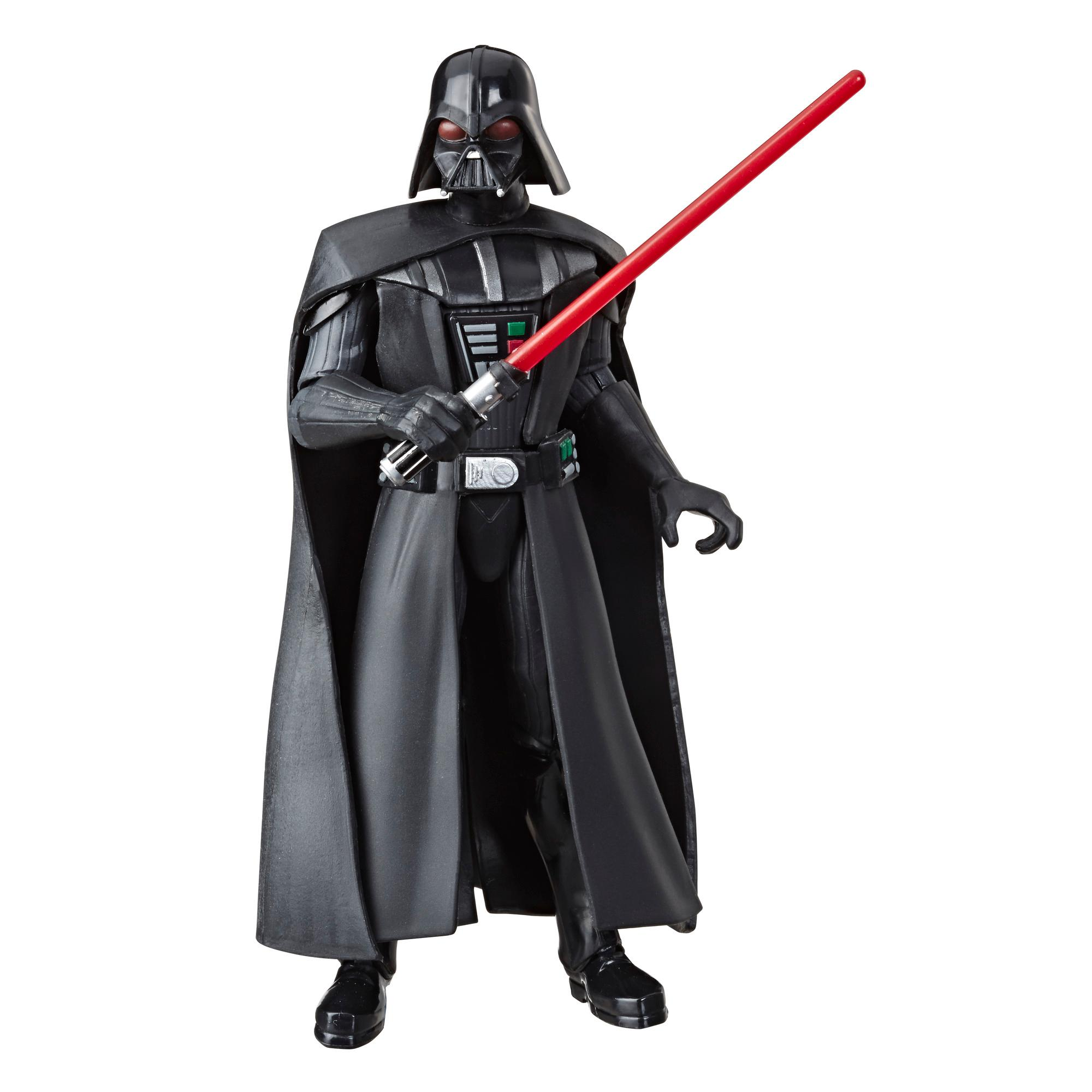 Star Wars|Star Wars Galaxy of Adventures Darth Vader 5-Inch-Scale Action  Figure Toy