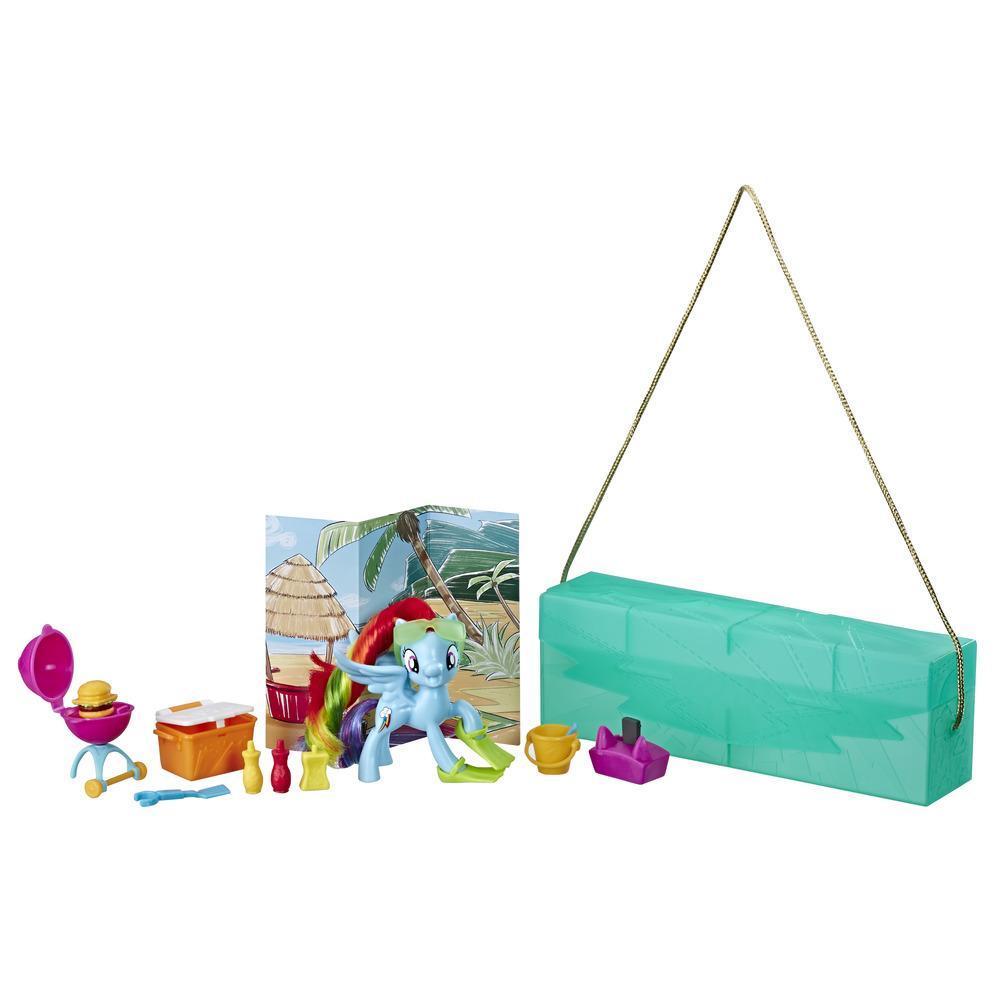 My Little Pony Toy On-the-Go Rainbow Dash