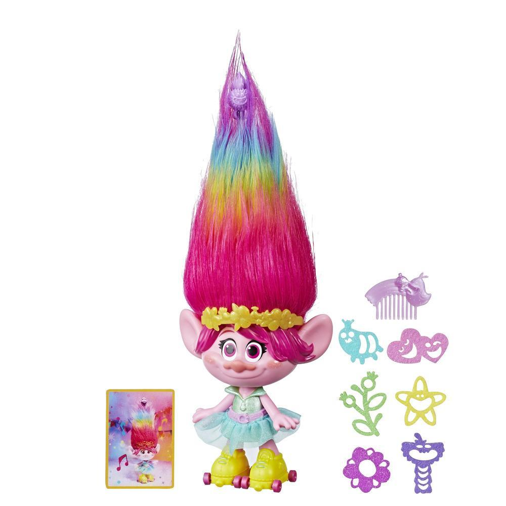 DreamWorks Trolls - Party Hair Poppy
