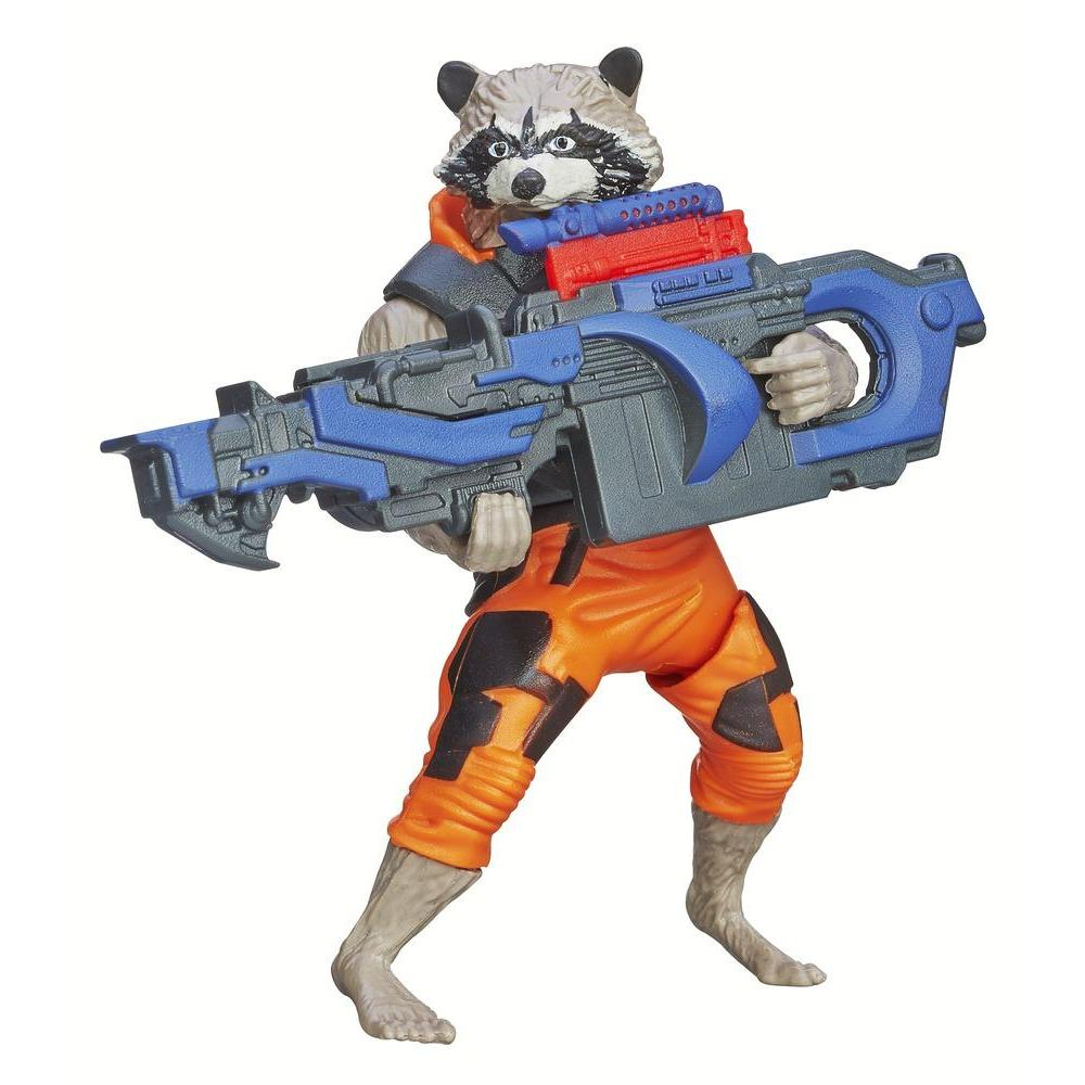 Marvel Guardians of the Galaxy Galactic Battlers - Rocket Raccoon
