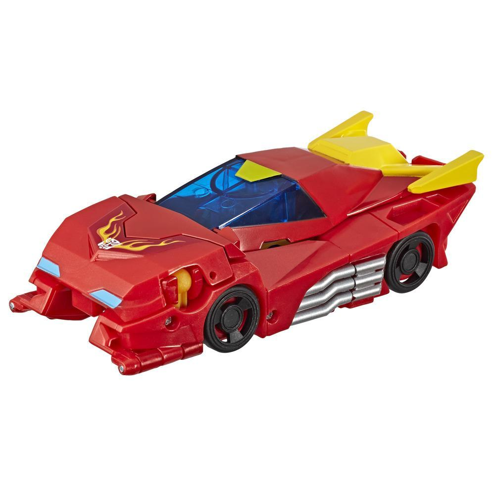 Transformers Cyberverse - Hot Rod (Action Attackers - Warrior Class)