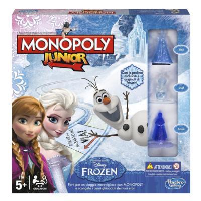 Monopoly Jr Frozen