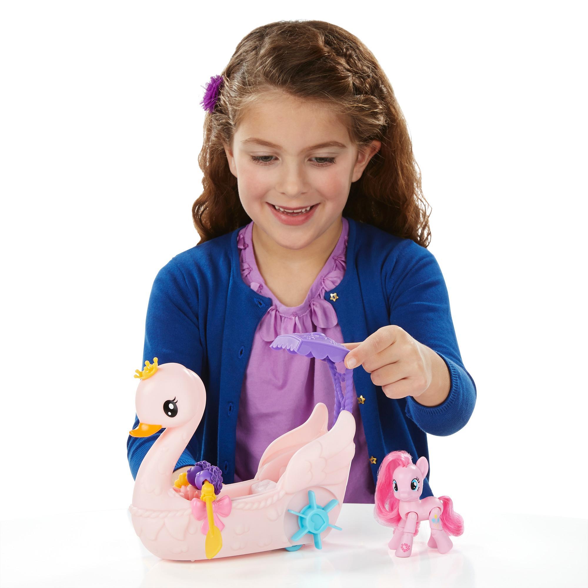 My Little Pony mini - Il cigno