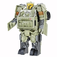 Turbo Changer Autobot Hound dal film Transformers: l'Ultimo Cavaliere
