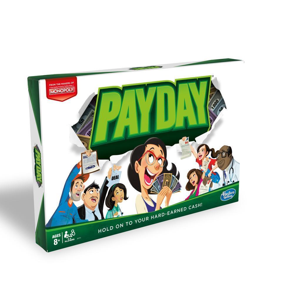 Giorno di Paga (Gioco in Scatola, Hasbro Gaming)