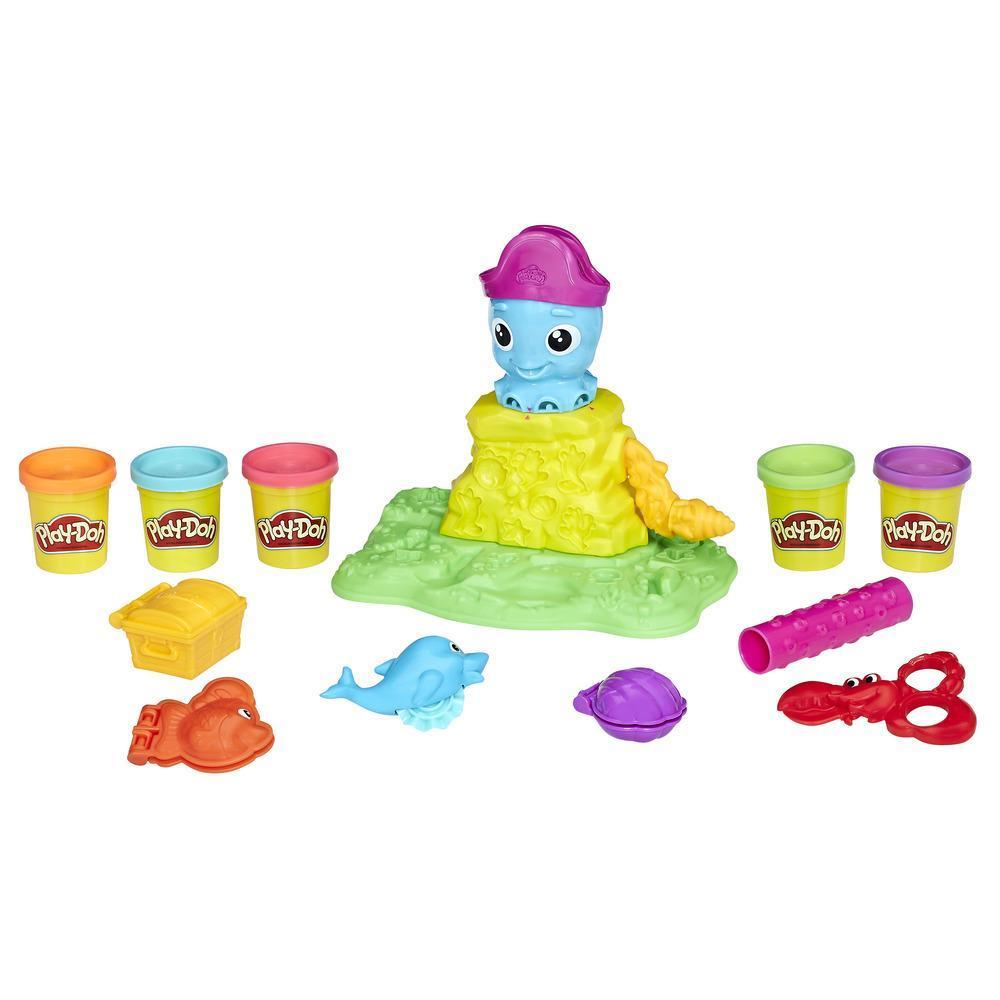 Play-Doh - Il Polipo Stravagante