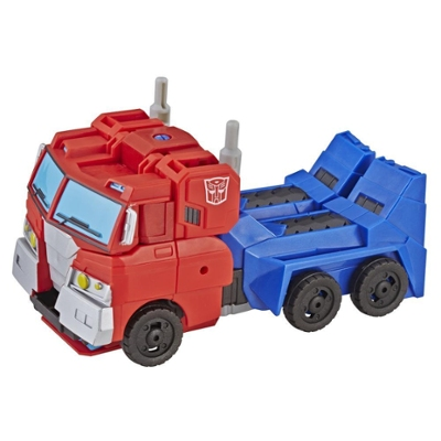 Transformers Cyberverse - Optimus Prime (Action Attackers - Ultimate Class)