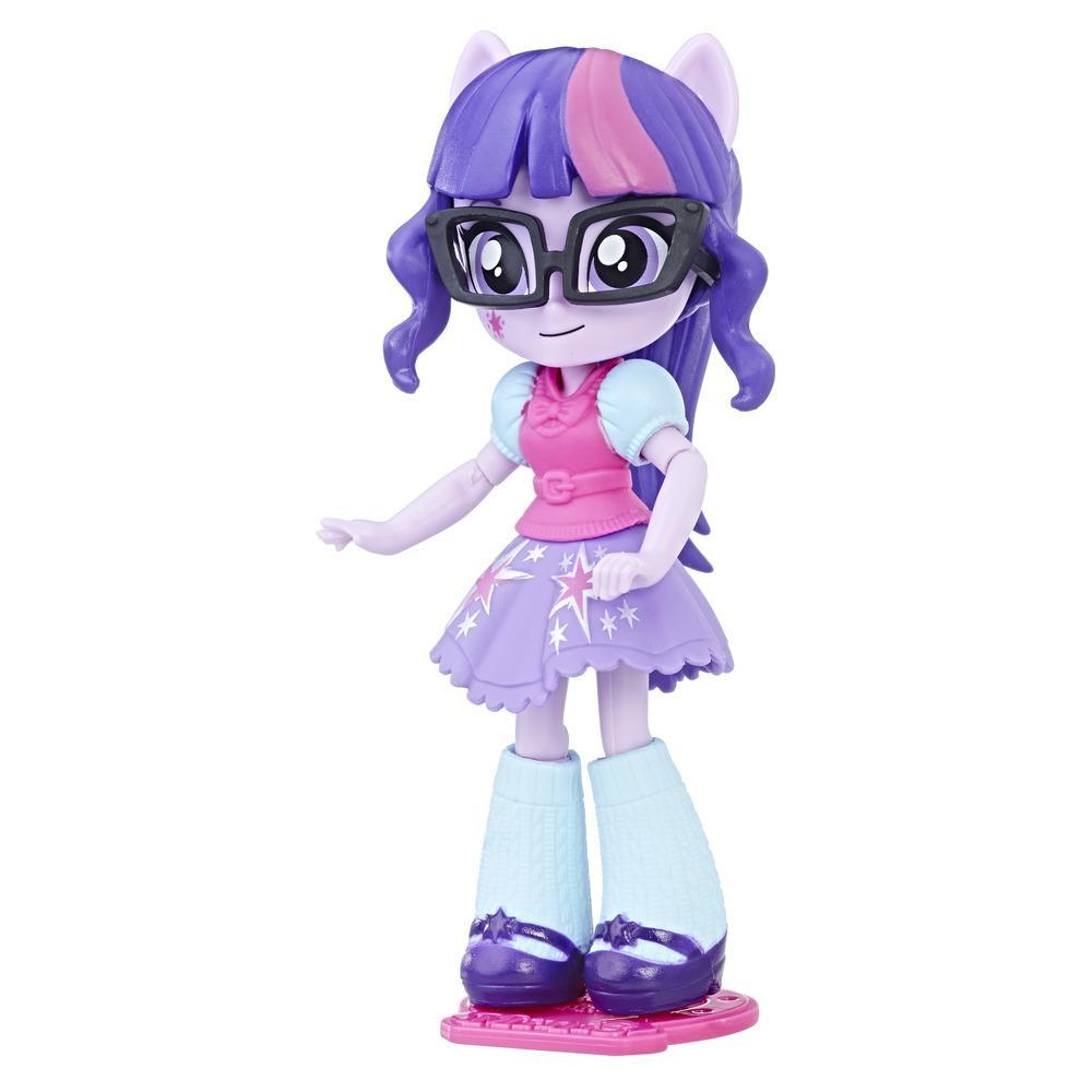 My Little Pony Equestria Girls Minis Twilight Sparkle Cambia e Combina gli Stili