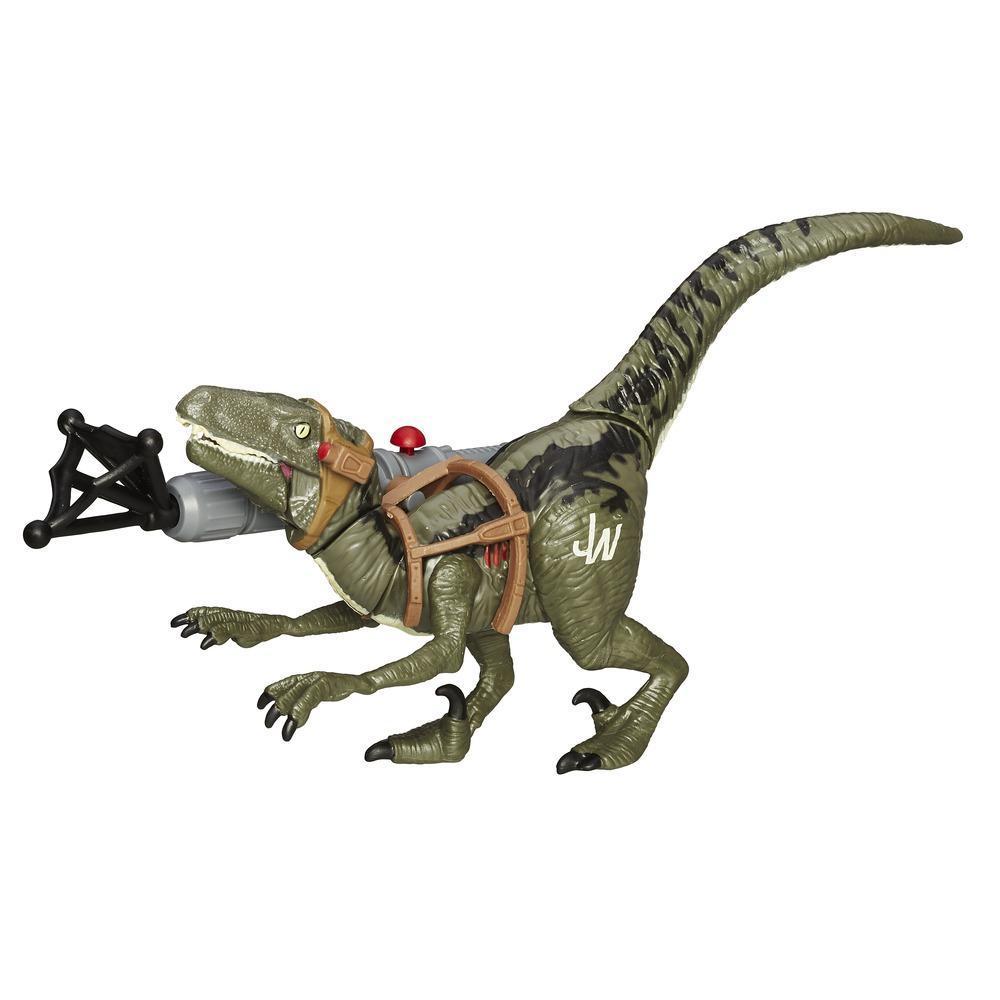 Jurassic World Bashers & Biters Velociraptor