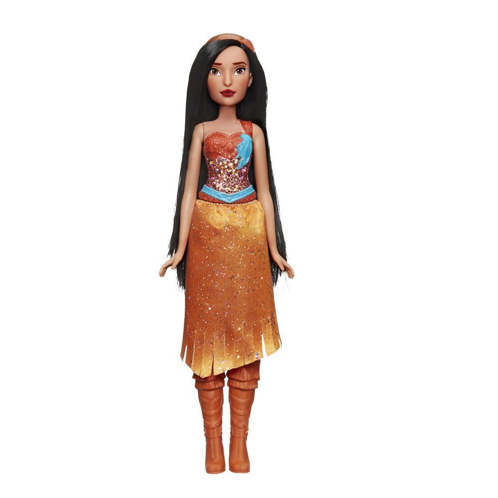 Disney Princess - Pocahontas (royal shimmer doll)