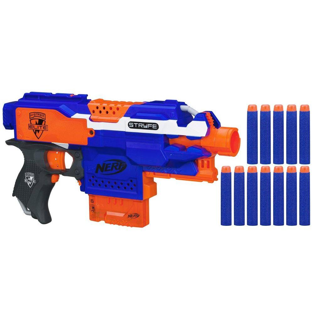 Nerf N-Strike Elite Stryfe Blaster (Double Your Darts)