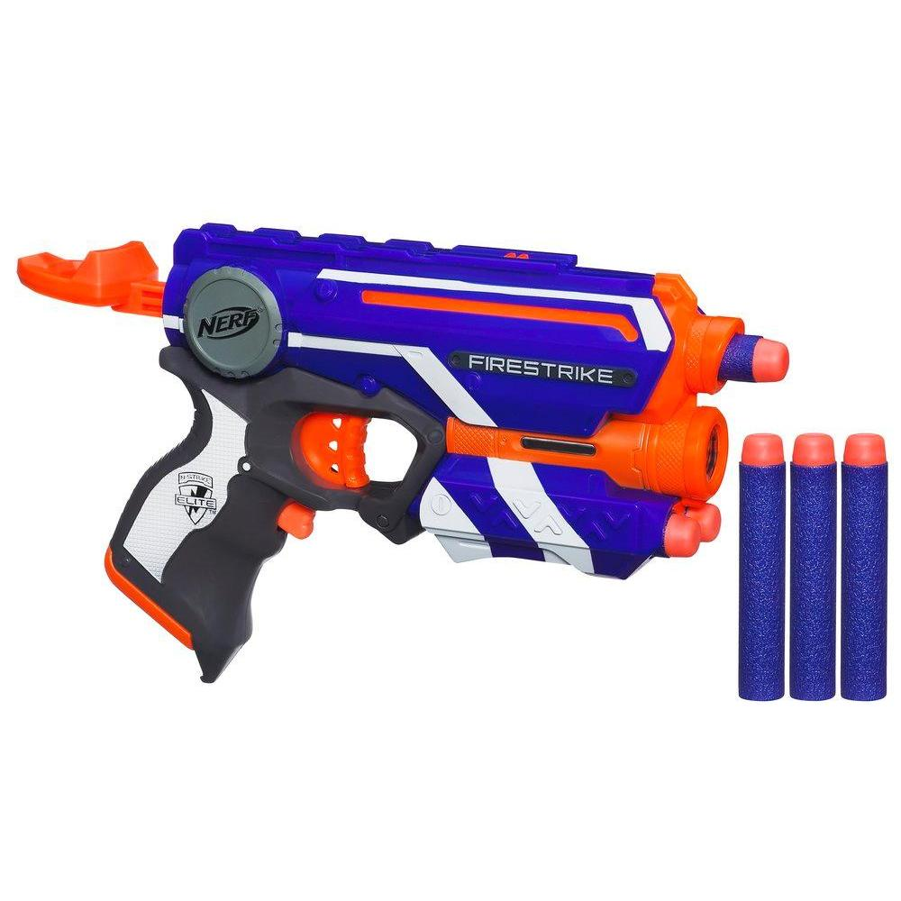 Nerf N-Strike Elite Firestrike Blaster (Double Your Darts)