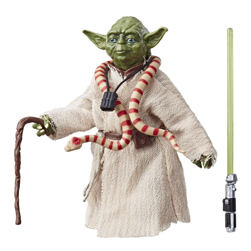 Star Wars The Black Series - Yoda (Action Figure da collezione, 15 cm)