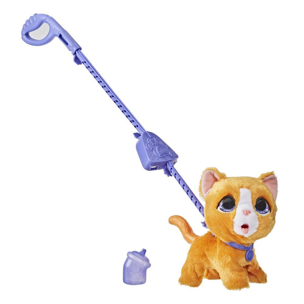 FurReal - Peealots Gattino (peluche interattivo, cuccioli assortiti).