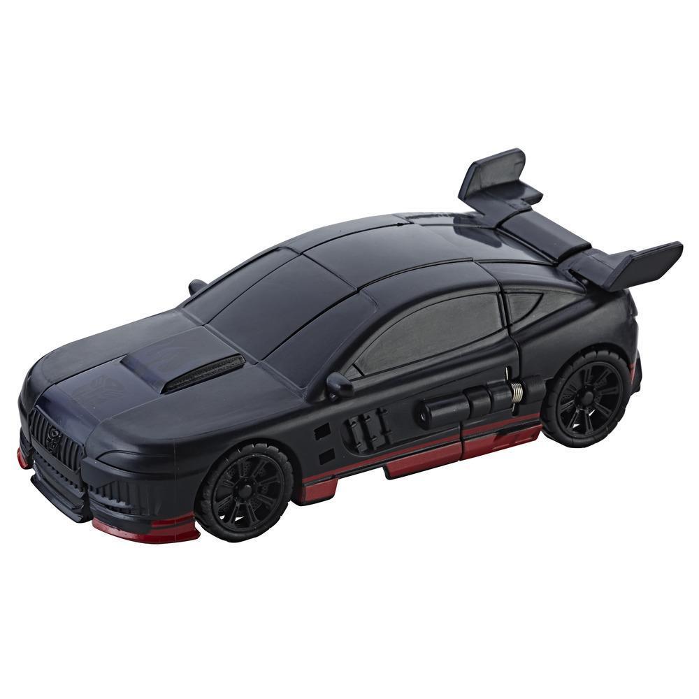 Turbo Changer Cyberfire Autobot Drift da 1 mossa dal film Transformers: l'Ultimo Cavaliere.