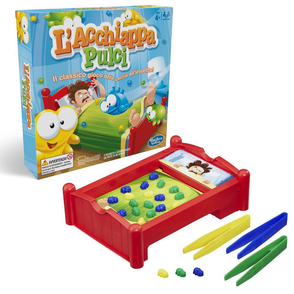 L'Acchiappapulci (Gioco in Scatola, Hasbro Gaming)