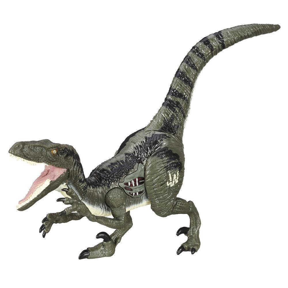 """Jurassic World Growler Velociraptor """"Blue"""""""