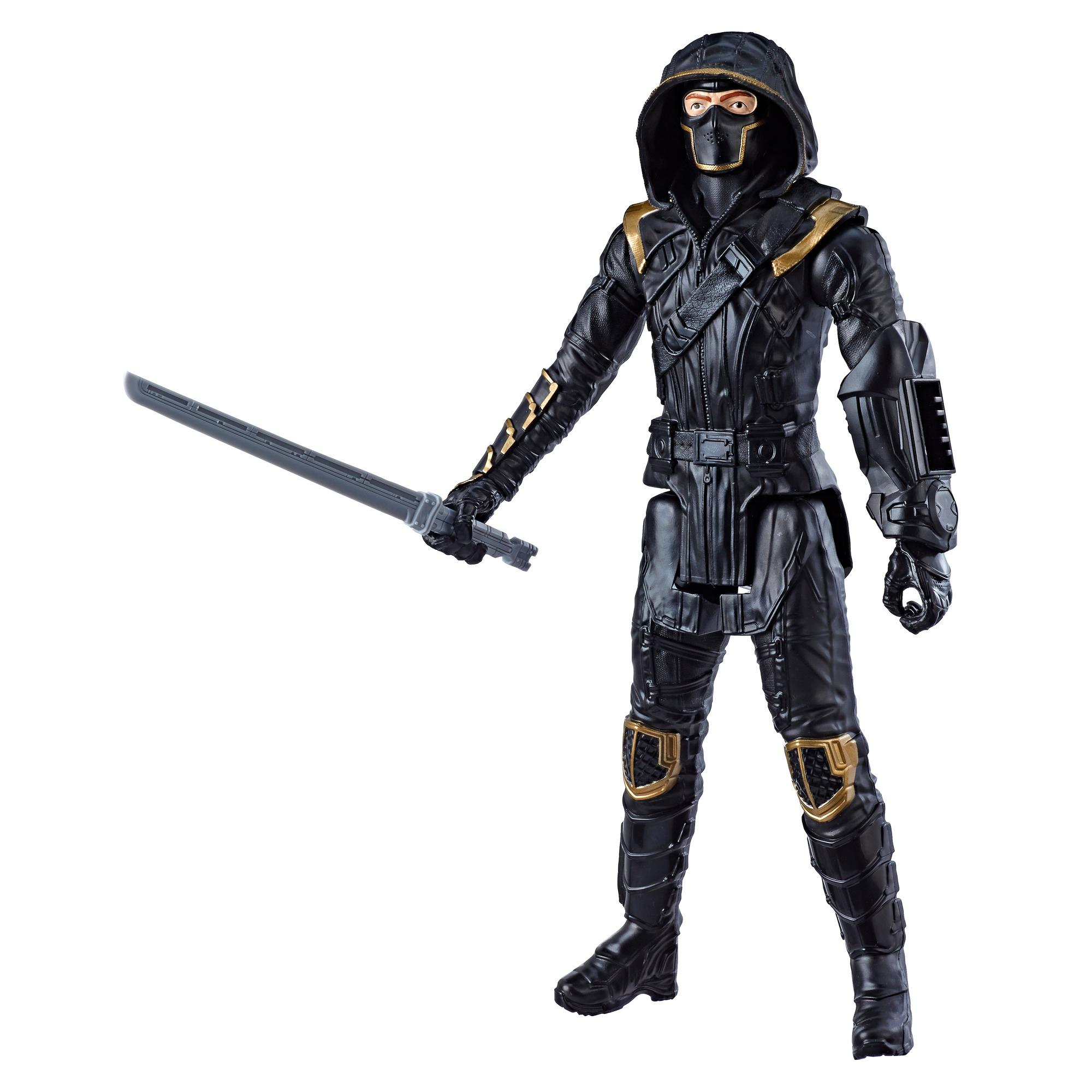 Marvel Avengers: Endgame - Ronin Titan Hero compatibile con Power FX (Action Figure da 30 cm, Power FX non incluso)