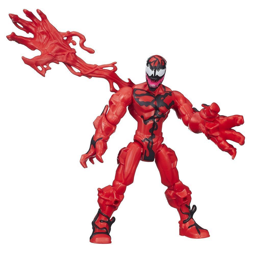 Marvel Hero Mashers action figures - Carnage