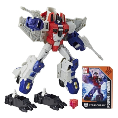 Transformers Generations - Starscream (Power of the Primes Voyager Class)
