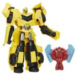 TRA RID POWER HERO BUMBLEBEE W BUZZSTRKE