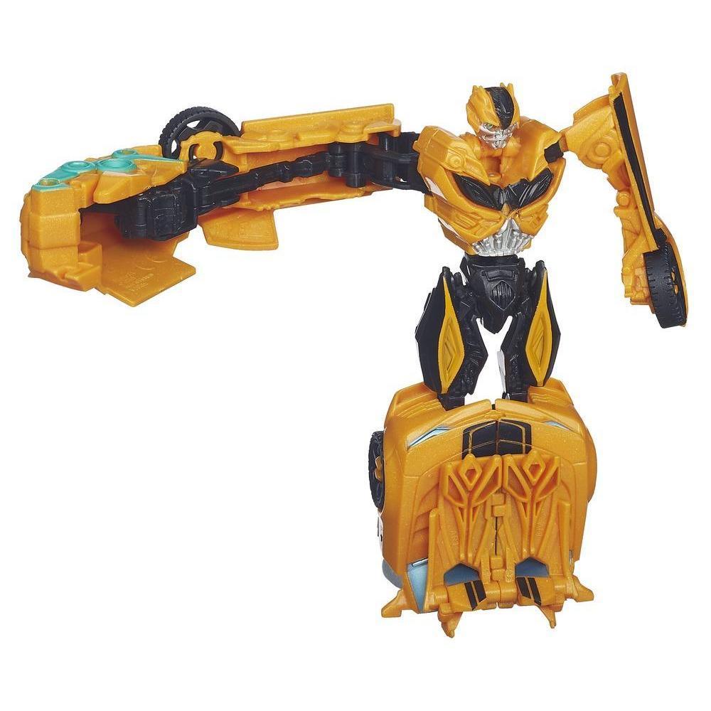 Bumblebee Power Attacker dal film Transformers - L'era dell'estinzione
