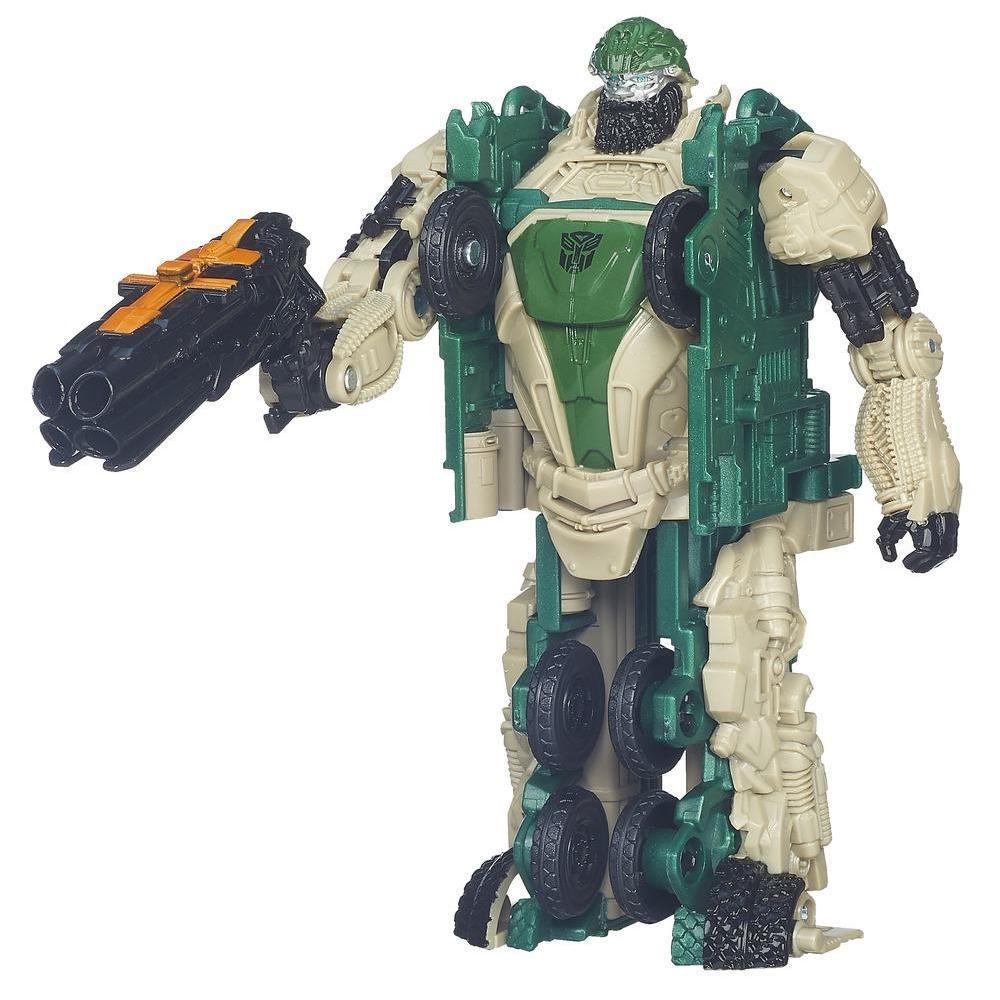 Autobot Hound Power Attacker dal film Transformers - L'era dell'estinzione