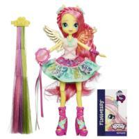 My Little Pony Equestria Girls Rainbow Rocks Fluttershy Rockin' Hairstyle Doll
