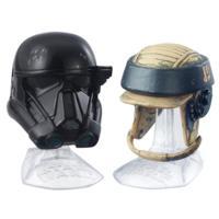 Star Wars Black Series Titanium Series Imperial Death Trooper & Rebel Commando