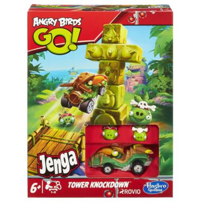 AB Go Jenga Tower
