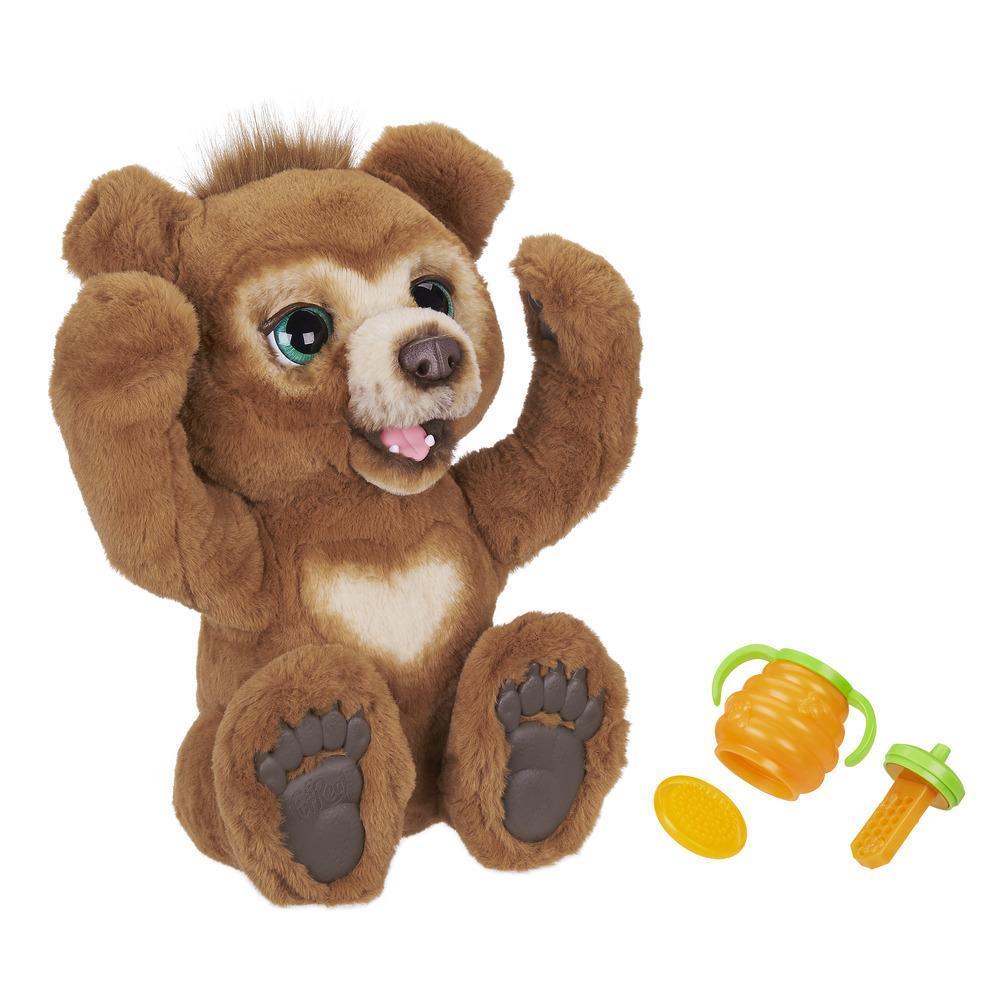 FurReal - Cubby, il mio orsetto curioso (peluche interattivo)