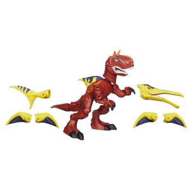 Jurassic World Hero Mashers Carnotaurus Figure