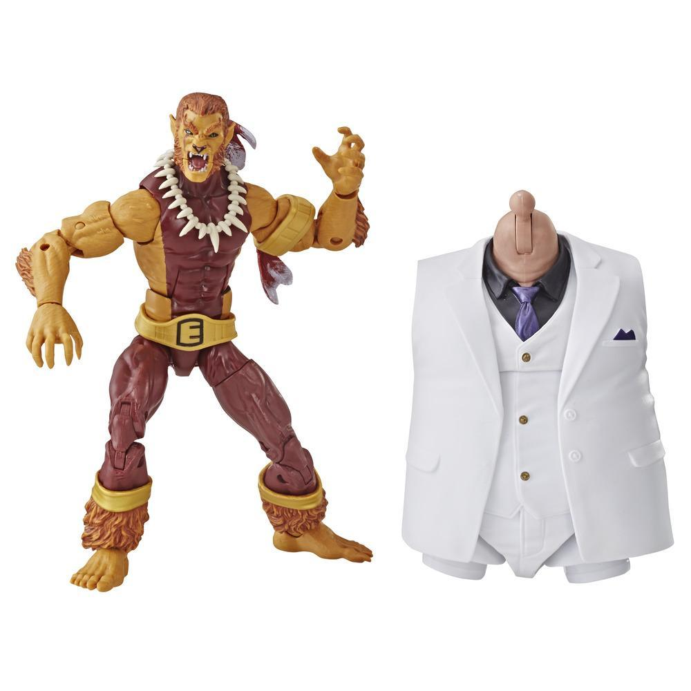 Marvel Legends - Puma (Action Figure da collezione 15cm - Build-A-Figure Marvel's Kingpin)