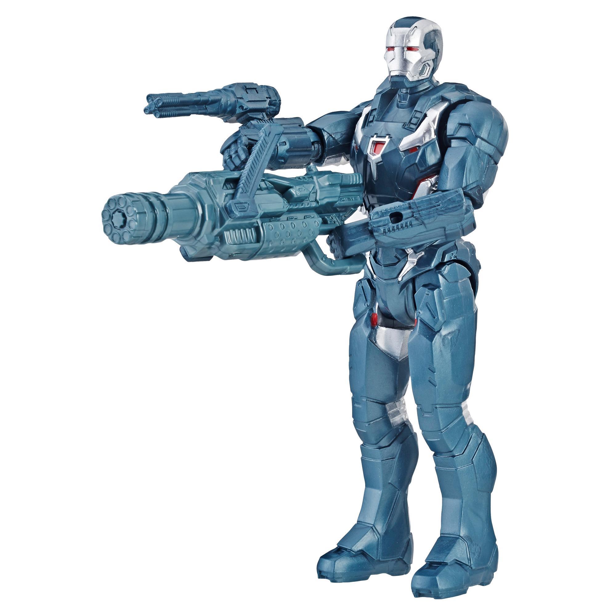 Marvel Avengers: Endgame - War Machine (Action Figure, 15 cm)