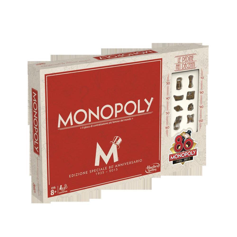 Monopoly 80° Anniversario
